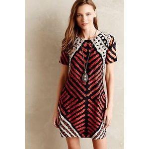 Dresses & Skirts - Tribal print mini dress